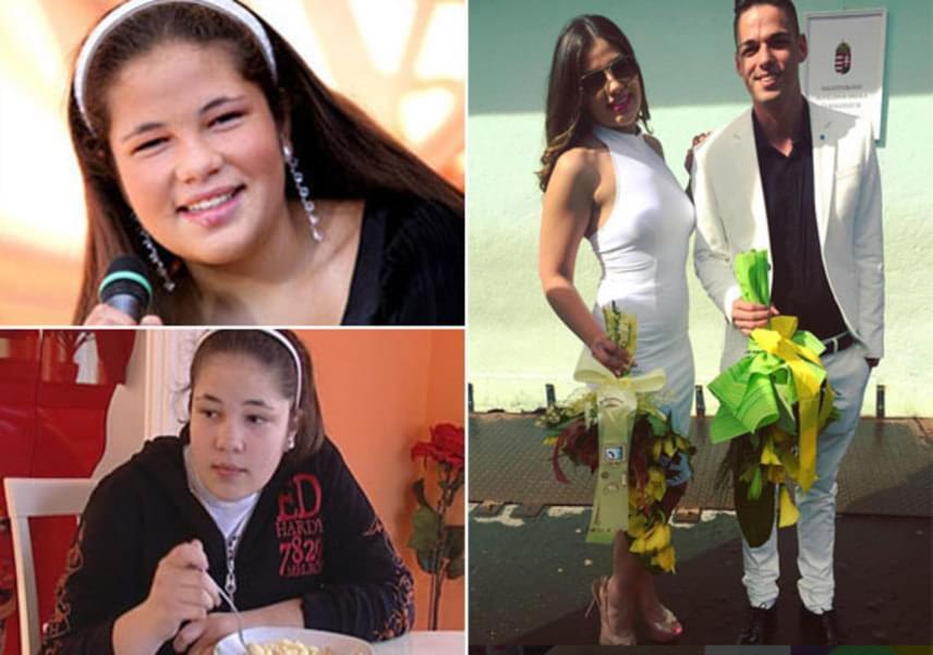 Gáspár Evelint a Győzike Show-ban túlsúlyos tiniként ismerték meg a nézők. 13-14 éves korában kezdett fogyókúrázni, szinte nincs olyan diéta, amit ki nem próbált volna, beleértve a drasztikus változatokat is. Összesen 35 kilót fogyott. A 22 éves lány ma már a rendszeres sportra és az egészséges táplálkozásra esküszik.