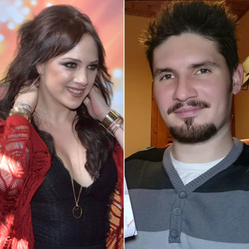 A Megasztár második szériájának volt még egy szerelmespárja: Tóth Gabi Palcsó Tamással jött össze. Az akkor 17 éves énekesnő és a 19 éves énekes kicsit több, mint egy évig alkotott egy párt.