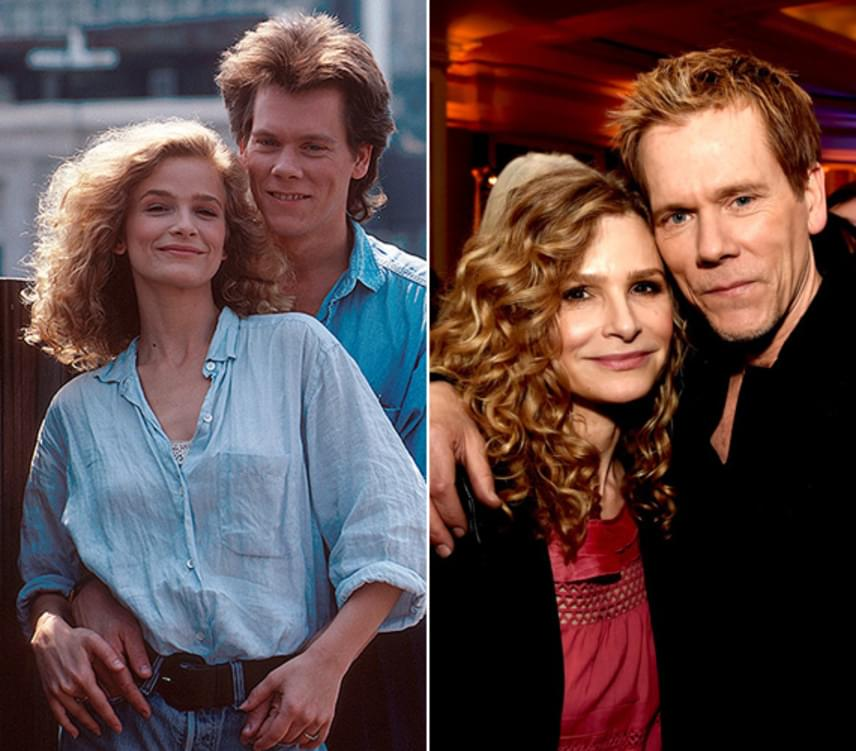 Kevin Bacon és Kyra Sedgwick 28 éve boldog házasok, és két gyereket nevelnek együtt. A kapcsolatuk viccesen indult, ugyanis a színész hónapokig kerülgette a lányt, amíg az hajlandó volt igent mondani egy randevúra - persze Kyra utólag nem bánta meg a döntését.