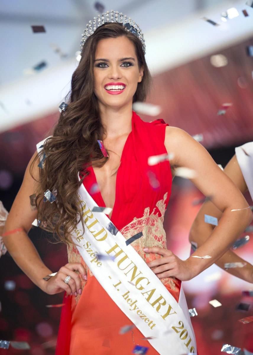 Gelencsér Tímea képviseli majd Magyarországot a Miss World nemzetközi döntőn Washingtonban december 20-án.