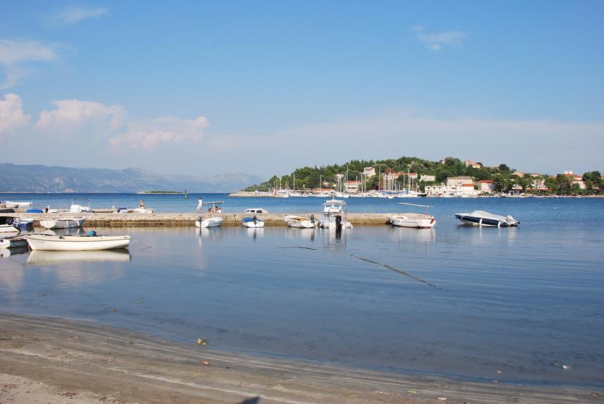 Tropical Island Beach Ambience Sound: Képeken A Legszebb Homokos Strandok Horvátországban