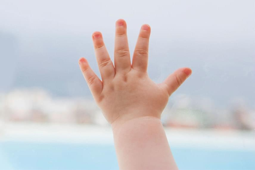 Ha hüvelykujja hosszú, az annak a jele, hogy kézügyessége nagyon jó lehet majd a gyermekednek. Jó lehet a festészetben, szobrászatban, barkácsolásban.