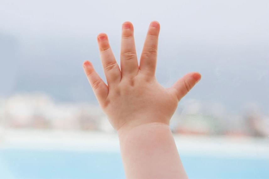 A hosszú mutatóujj annak a jele, hogy gyermekedből majdan jó vezető válhat. Tehetségét mások is elismerhetik, sokra viheti majd az életben.