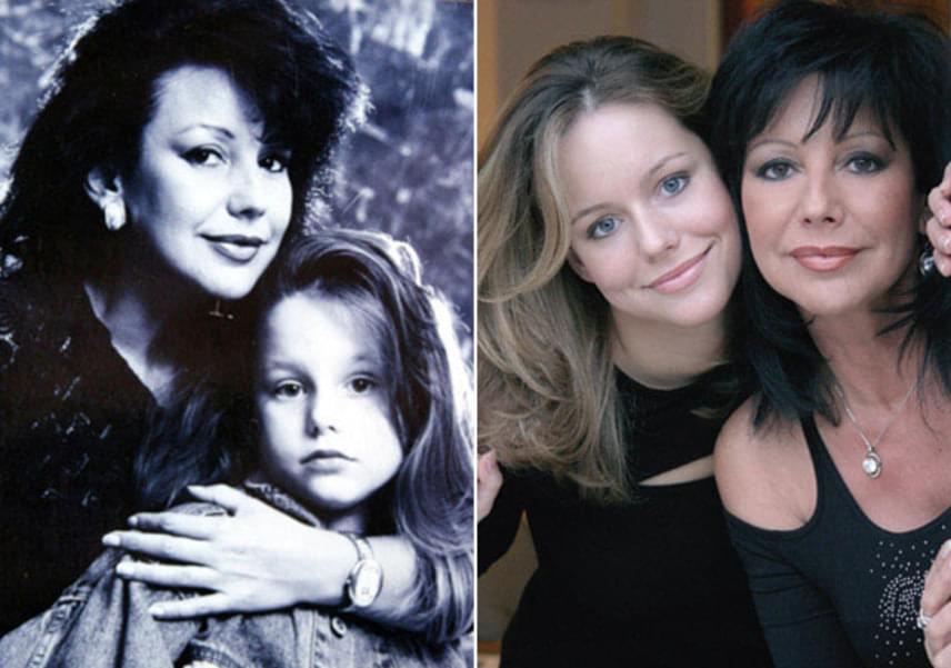 Szűcs Judith 1985-ös születésű lánya szinte a megszólalásig hasonlít az énekesnő fiatalkori énjére. Édesapja a diszkókirálynő volt férje, Fülöp Csaba.
