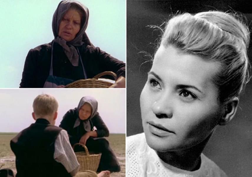 Az Indul a bakterház banyája, Horváth Teri 87 évvel ezelőtt, 1929. augusztus 18-án született. Huszonévesen elragadó, szőke hajú színésznő volt. Alakításai közül Nyilas Misi megformálását emelik ki, de a Talpalatnyi földben, később a Lúdas Matyiban, a Hagymácskában, a Rózsa Sándorban is játszott. A Kossuth- és Jászai Mari-díjas színművésznő 2009-ben hunyt el, 79 éves korában.