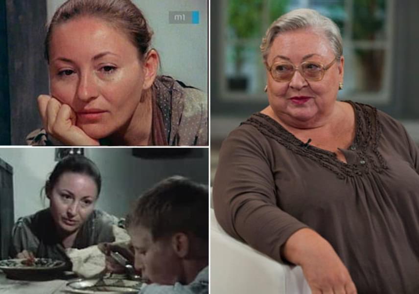 Molnár Piroska játszotta Bendegúz édesanyját, akitől a rosszcsont kölyök megkapja azt a bizonyos legendás fejbe kólintást. A 70 éves színésznő olyan filmekben nyújtott felejthetetlen alakítást, mint a Sose halunk meg, a Csinibaba, a Meseautó, napjainkban pedig a Munkaügyek sorozatban alakítja Elvirát.