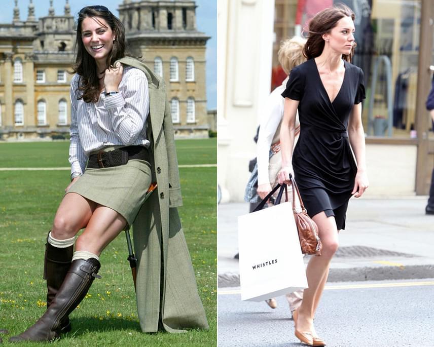 Katalin hercegné elképesztően sokat fogyott, amióta hozzáment Vilmos herceghez. A rajongók aggódnak is érte, sokan azt gondolják, hogy anorexiával küzd.