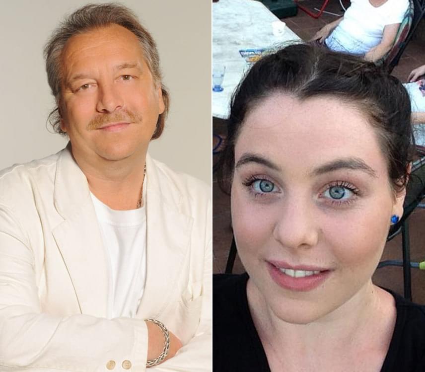 A 2014 augusztusában elhunyt Bajor Imre azt a hírt még megérte, hogy lányát felvették a Színművészeti Egyetemre. A 20 éves Lili immár harmadéves. Édesanyja Hámori Eszter is színésznő.