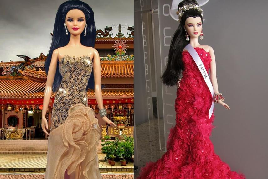 A Miss Barbie Venezuela különlegessége, hogy győztesei nem valódi emberek, hanem babák, amelyeket tulajdonosaik egyedi készítésű ruhákkal, sminkkel és frizurákkal tesznek gyönyörűvé, sőt, karaktert, például foglalkozást is alkotnak játékaiknak. A versenyen korántsem csak szőke, természetellenesen vékony babák vesznek részt, hanem számos eltérő bőrszínnel, alkattal és adottságokkal rendelkező Barbie szerepelhet, ami remélhetőleg a játékipart is egy reálisabb irányba tereli.