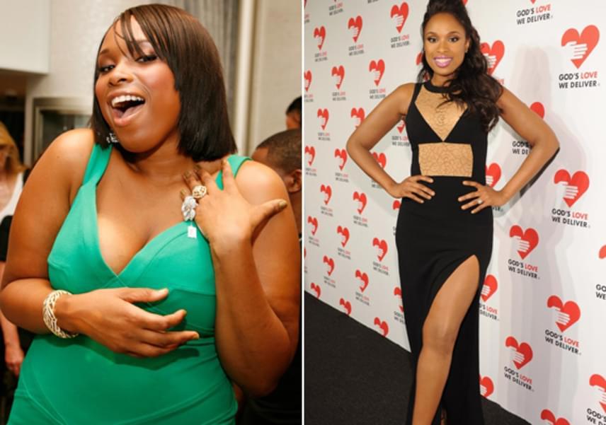 Jennifer Hudson 36 kilót dobott le orvosai tanácsára. Az énekesnő elárulta, hogy ducin is szerette a testét, de sokkal jobban érzi magát a bőrében, amióta lefogyott.