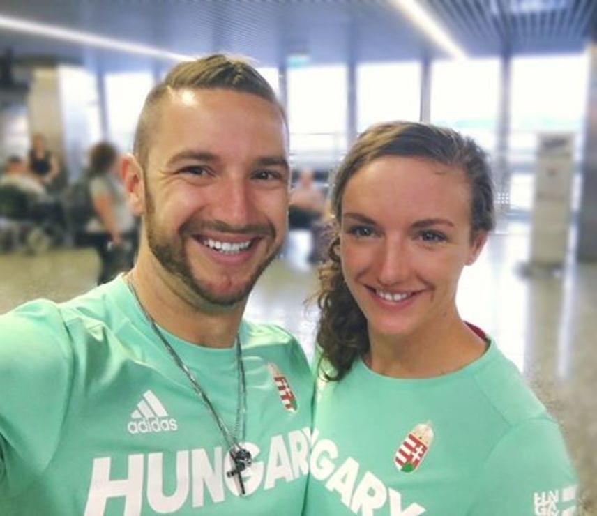 Hosszú Katinka csütörtökön az első magyar olimpiai delegációval elutazott Rióba. Előtte két nappal nagy bejelentést tett, férje, Shane pedig szívszorító vallomással lepett meg mindenkit.