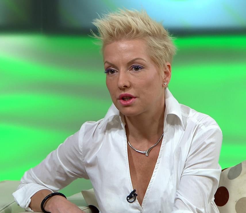 Az RTL Klub egykori műsorvezetője, Czifra Noémi, vagyis Nóci 41 évesen életet adott második gyermekének.