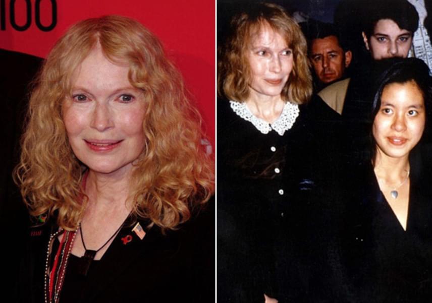 Mia Farrow-nak két lányát is el kellett temetnie. Adoptált lánya, Tam szívbeteg volt, 2000-ben hunyt el, 19 évesen, míg Lark 2008-ban, éppen karácsony napján távozott az élők sorából, hosszú betegség után.