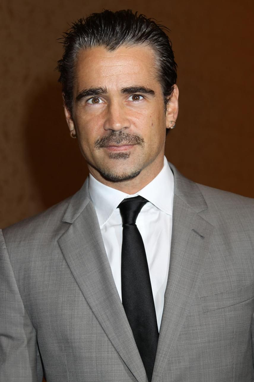 Colin Farrell sohasem titkolta, hogy szexfüggő: rosszfiús stílusának köszönhetően imádják a nők, ő pedig alaposan ki is használja szerencsés helyzetét.