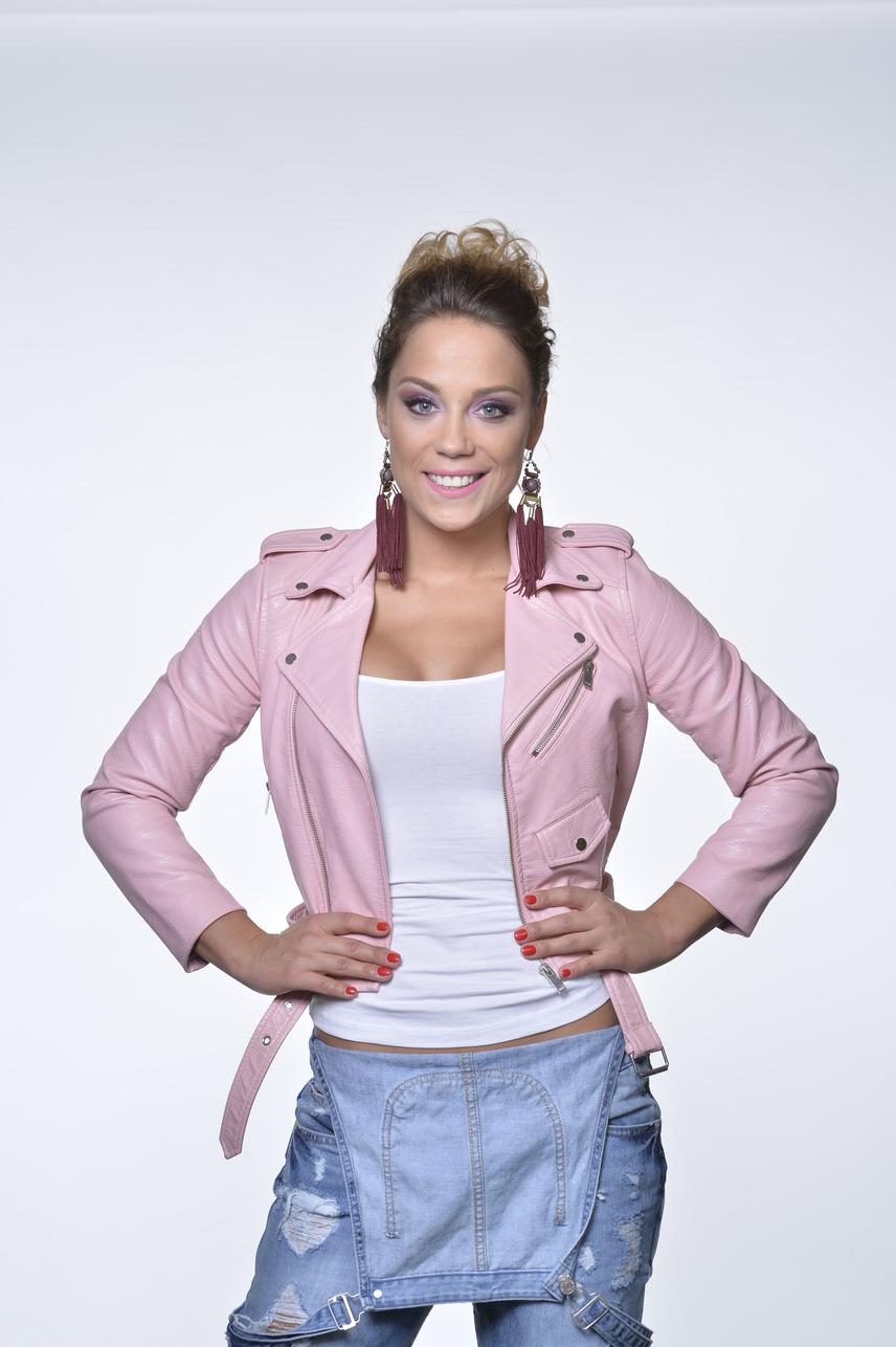 A Kicsi Óriások egyik csapatkapitánya lesz Kiss Ramóna, a Barátok közt színésznője.