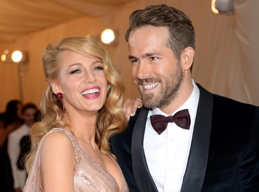 Blake Lively 2012-ben mondta ki az igent Ryan Reynoldsnak, azonban esküvői fotókat még mindig nem láthattunk a színészpárról, pedig azóta már második babájukat várják.