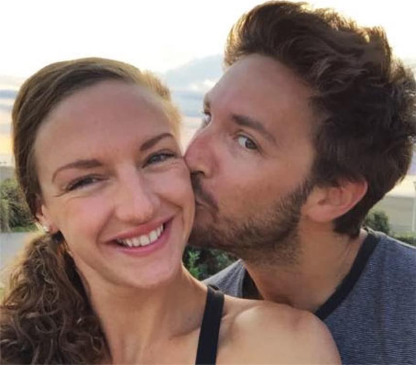 """""""Életem szerelme"""" - Shane Tusup több vallomásában is így nevezte imádott feleségét."""