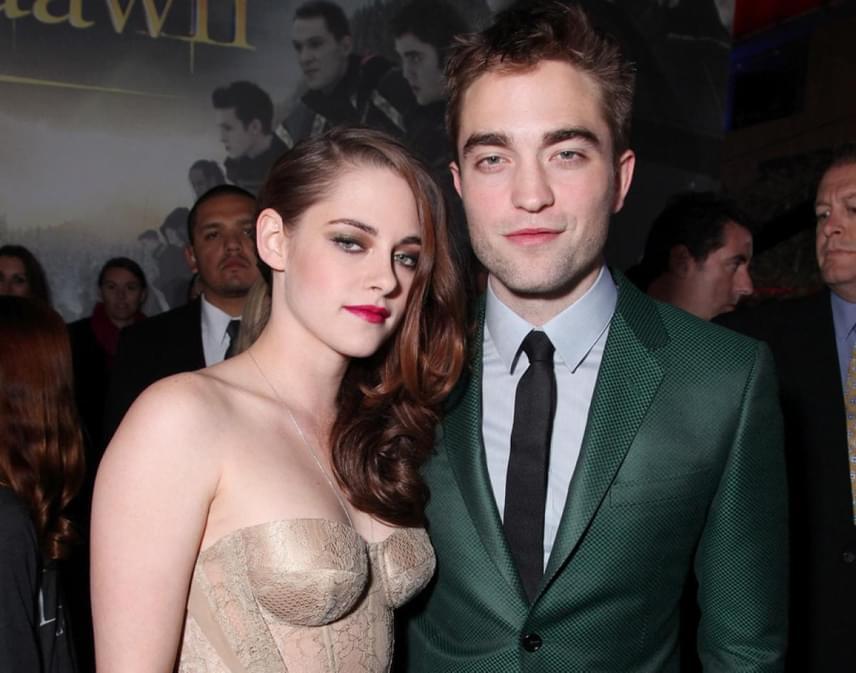 Szerencsére mostanra Kristen Stewartra és Robert Pattinsonra is rátalált a boldogság, de máig rossz érzést kelt bennük, ha találkozniuk kell.