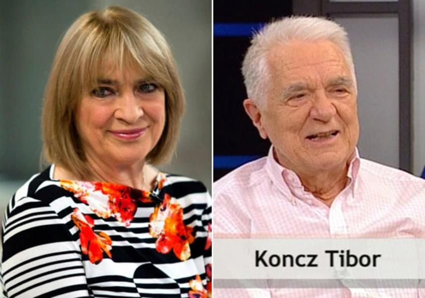 Kovács Kati 22 évesen, 1966-ban ment hozzá Koncz Tibor zeneszerzőhöz, akit egy évvel korábban, a Ki mit tud?-on ismert meg. Az énekesnő első, Suttogva és kiabálva című albumának jelentős részét ő komponálta, majd egyre több dalt írt neki, melyek a rádióban, kislemezen vagy albumokon csendültek fel. Házasságuk 1975-ig tartott.