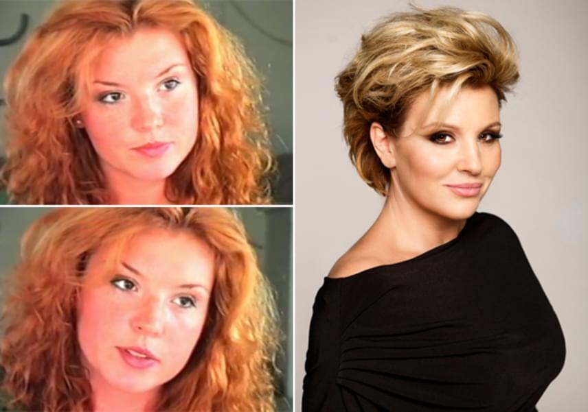 Liptai Claudia még a Színművészetit sem fejezte be, amikor végzősként a Csinibaba című film válogatójára jelentkezett. Akkor még vörös hajjal, dundibb alakkal rendelkezett, megállapíthatjuk, hogy az idő múlása csak jót tett a színésznő-műsorvezetőnek.