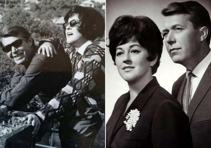 Záray Márta 1926. augusztus 28-án született, bányászcsalád gyermekeként. 1946-ban elvégezte az Országos Színészképzőt. 1950-ben kezdett énekelni, ekkor ismerte meg későbbi férjét, Vámosi Jánost. Az éneklés mellett színészettel is foglalkozott, szépségére már fiatalon felfigyeltek: feltűnt például az 1955-ös 2x2 néha 5 című filmben is.