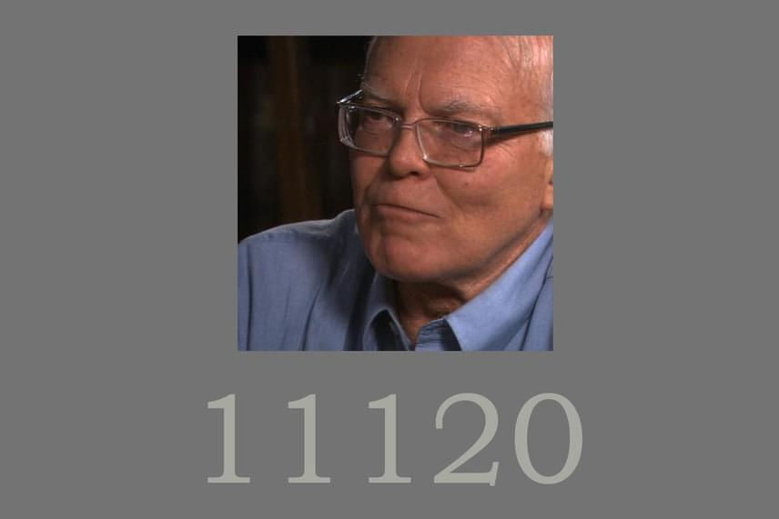 John Andrew Leslie                         A kanadai filozófus 11120-ra jósolja az utolsó ember születését. Elméletét a Doomsday Argumentnek nevezik, melyet Brandon Carter asztrofizikussal közösen alkottak meg. Ezt Thomas Bayes matematikus valószínűségi elméletére és empirikus feltevésekre alapozza, hogy ismervén, hány ember született ez idáig, megjósolható, hány fog még ezután. Leslie szerint ha eddig 60 millió ember született, 95% az esély, hogy 20x60, azaz nem egészen 1,2 trillió ember fog még születni. A Földön 10 milliárd ember él, 1,2 trilliónál több valószínűtlen, hogy valaha is fog, így számításba véve egy 80 éves élettartamot, 1140 milliárd ember fog születni a jövőben, pontosan 11120-ig.