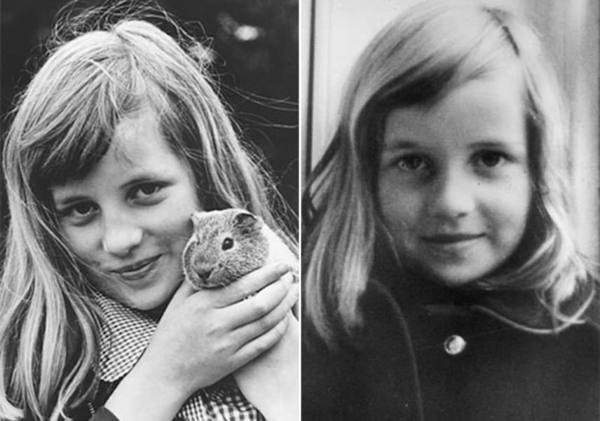 Diana Spencer gyerekkori fotói mellett nem lehet elmenni szó nélkül. A szőke, bájos mosolyú kislány a Spencer család legfiatalabb tagjaként jött a világra 1961-ben, három testvére után.