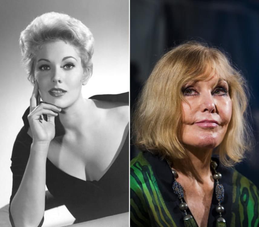 Kim Novak 1954-ben kapta meg első filmszerepét a Pushover című drámában, a Columbia pedig azt szerette volna, hogy átvegye Rita Hayworth helyét, akinek karrierje ekkor már leszállóágban volt. Korai alakításaival nemcsak a kritikusok, de a nézők elismerését is kivívta.