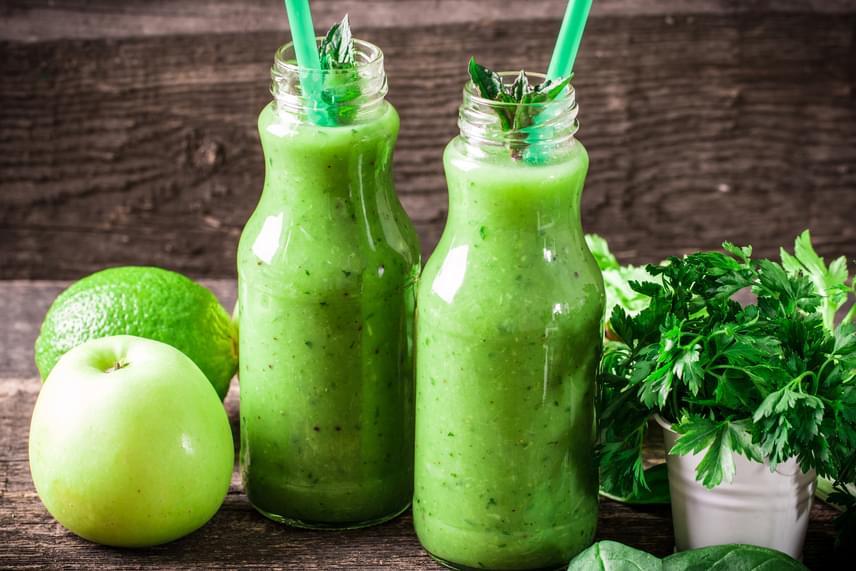 Érdemes zöldségekből, gyümölcsökből vagy ezek kombinációiból készített turmixokat, smoothie-kat is fogyasztani, esetleg tejtermékkel, melyek tökéletesen ötvözik az előbb felsorolt ételek hatásait.