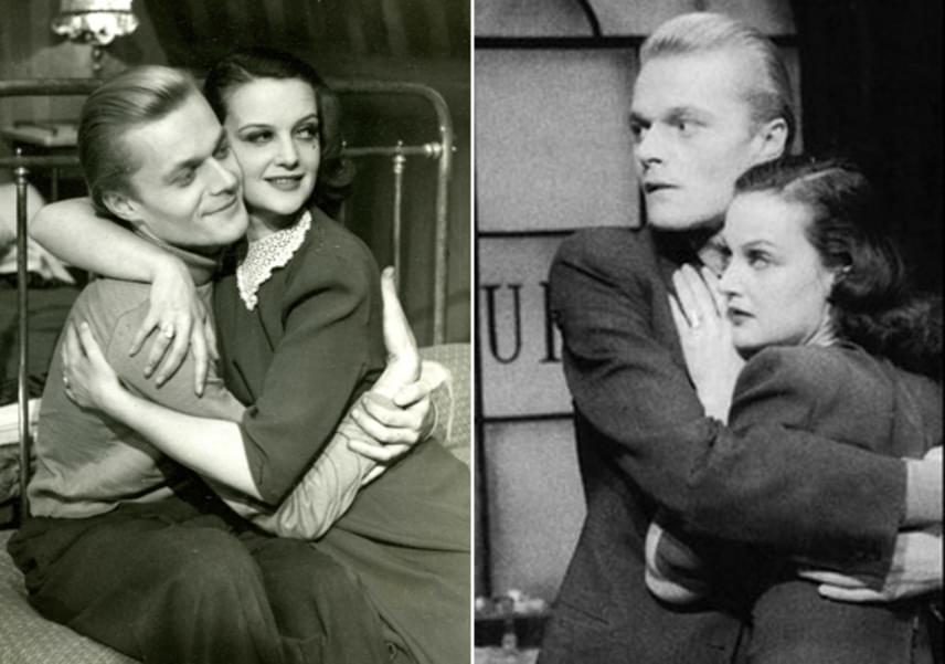 A nagy korkülönbség ellenére Darvas Iván és Tolnay Klári szerelme nem múló fellángolás volt, akik 13 évet tölthettek együtt és végül álompárként emlegették őket. 1956-ban a színészt politikai okokból bebörtönözték, felesége rendszeresen látogatta, és reménykedett, hogy pár percig talán beszélhet a férjével. Darvast 22 hónapig tartották fogva, szabadulása után pedig évekig nem léphetett színpadra. 1958-ban házasságuk is felbomlott. Tolnay Klári soha többé nem ment férjhez.