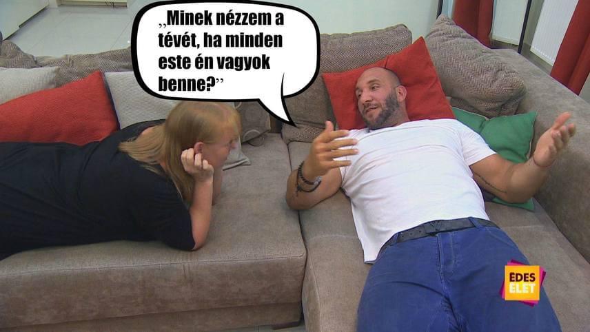 Néhányan azt írják, már azért nem nézik a TV2-t, mert túl sok műsorban találkoznak Berkivel: FEM3 Café, Ezek megőrültek!, Édes Élet.