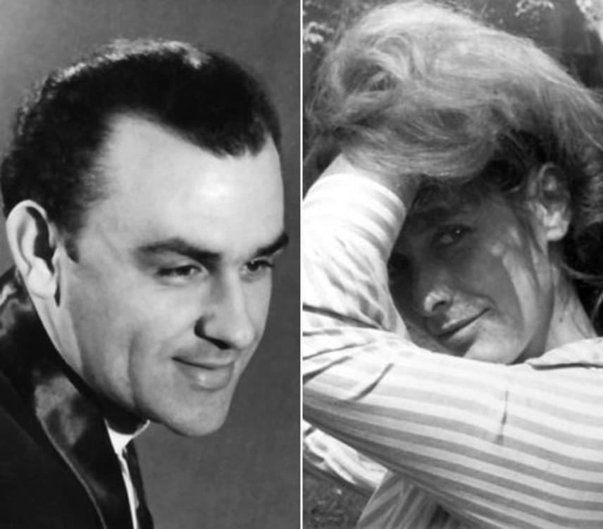 Hofi Géza első felesége Vnoucek Margitot volt. A Gittának becézett hölgyet 1959-ben vette feleségül, és 36 évig éltek boldog házasságban.Gitta 1995 márciusában hosszú betegség után hunyt el.