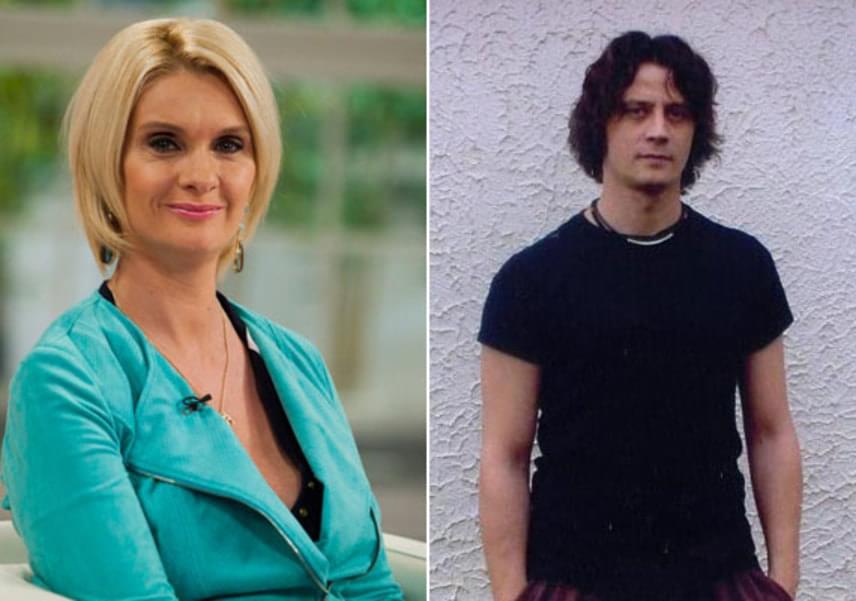 A színésznő 2006-ban kötött házasságot második férjével, Kővári Lászlóval, az Operettszínház táncosával, akitől kisfia, Samu született. 2012-ben váltak el, ekkor Janza Kata már Szerényi László partnere volt.