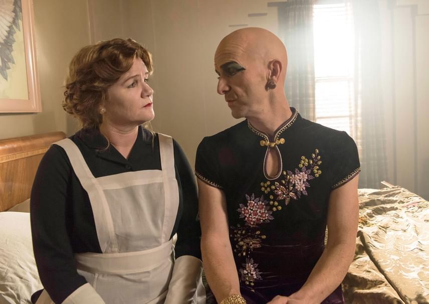 Jelenleg az Amerikai Horror Story: Hotelben láthatják a rajongók Miss Hazel Evers szerepében, de játszott már a New York-i helyszínelőkben, A Grace klinikában és a Starsky és Hutch szériában is.