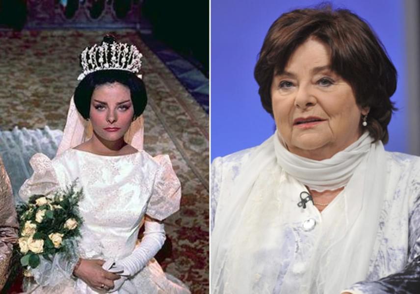 Béres Ilona az 1962-es Az aranyemberben a szoborszépségű, de boldogtalan Tímeát alakította. A 74 éves művésznő kiérdemelte a Nemzet Művésze címet, a Kossuth- és Jászai Mari-díjat, emellett a Halhatatlanok Társulatának örökös tagja.