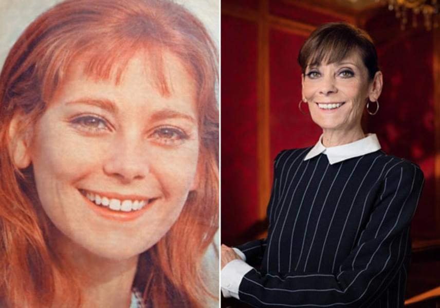 Venczel Verát az 1968-ban bemutatott Egri csillagokban imádták a nézők. A 70 éves színésznő hűséges típus, közel 50 éve a Vígszínház tagja. Jászai Mari-díjas, a Halhatatlanok Társulatának örökös tagja, legutóbb Tolnay Klári Művészeti Díjban részesült.