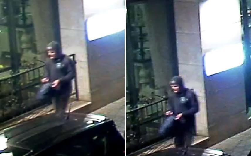 A kamerafelvételek elemzését és minőségük feljavítását követően a rendőrség közzétette a robbantó képmását.