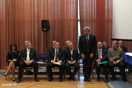 A MAL Zrt. felügyelőbizottságának tagjai