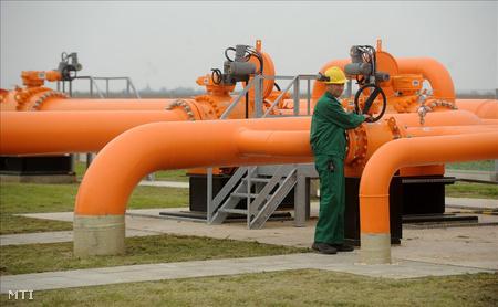 A 109 kilométer hosszú vezeték évente 3 milliárd köbméter földgáz szállítására alkalmas
