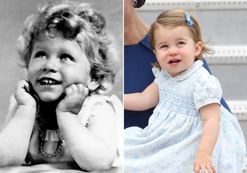 Az alattvalók kíváncsian várják, mennyire fog természetileg hasonlítani Katalin lánya a királynőre. Erzsébet azt sem bánná, ha pár évtized múlva ismét egy nő ülne a trónon.