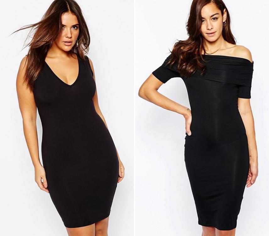 A nők alapdarabnak tartják többnyire a kis fekete ruhát, mely egyszerű, és sohasem megy ki a divatból, azonban ez nem véletlen. A férfiak is imádják a szín roppant előnyös, karcsúsító optikai hatását és a sugárzó letisztultságot.