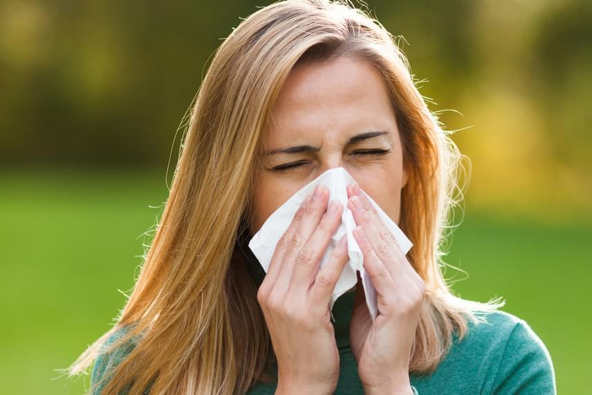 Gyakran az allergia megjelenése is góc jelenlétéhez köthető, így érdemes góckutatást végezni, ha hirtelen ütötték fel a fejüket a tünetek.