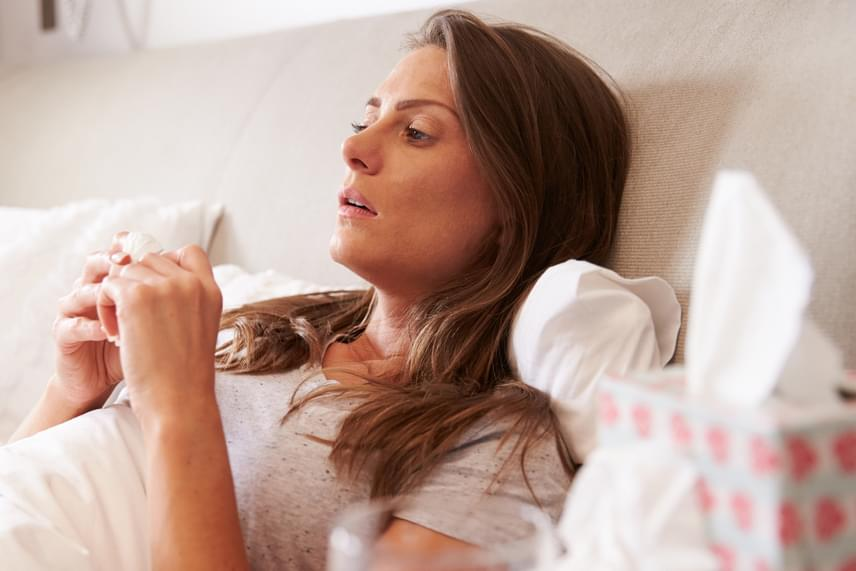 Csakúgy, mint az állandó vagy gyakran ismétlődő fertőzések: ezek mindenképp az immunrendszer legyengült állapotát jelzik, amit akár góc is okozhat.