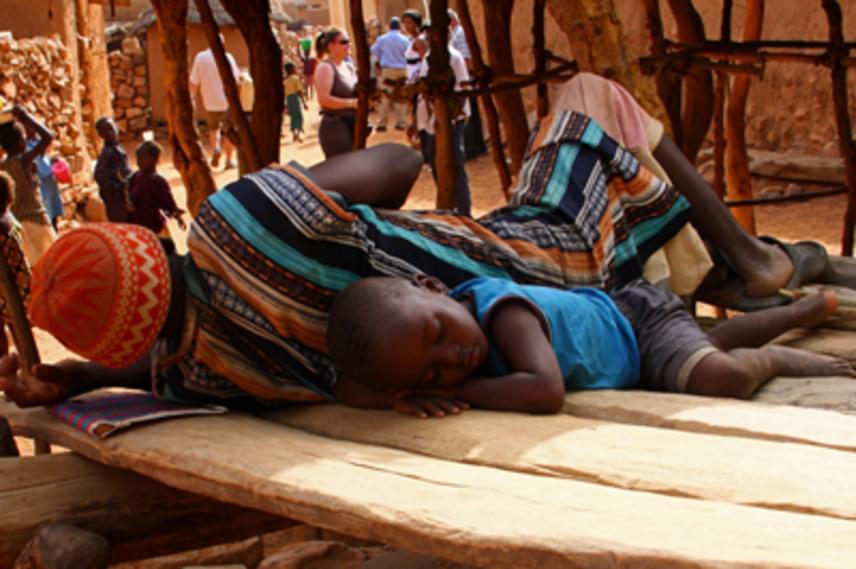 Online randevú ugandában