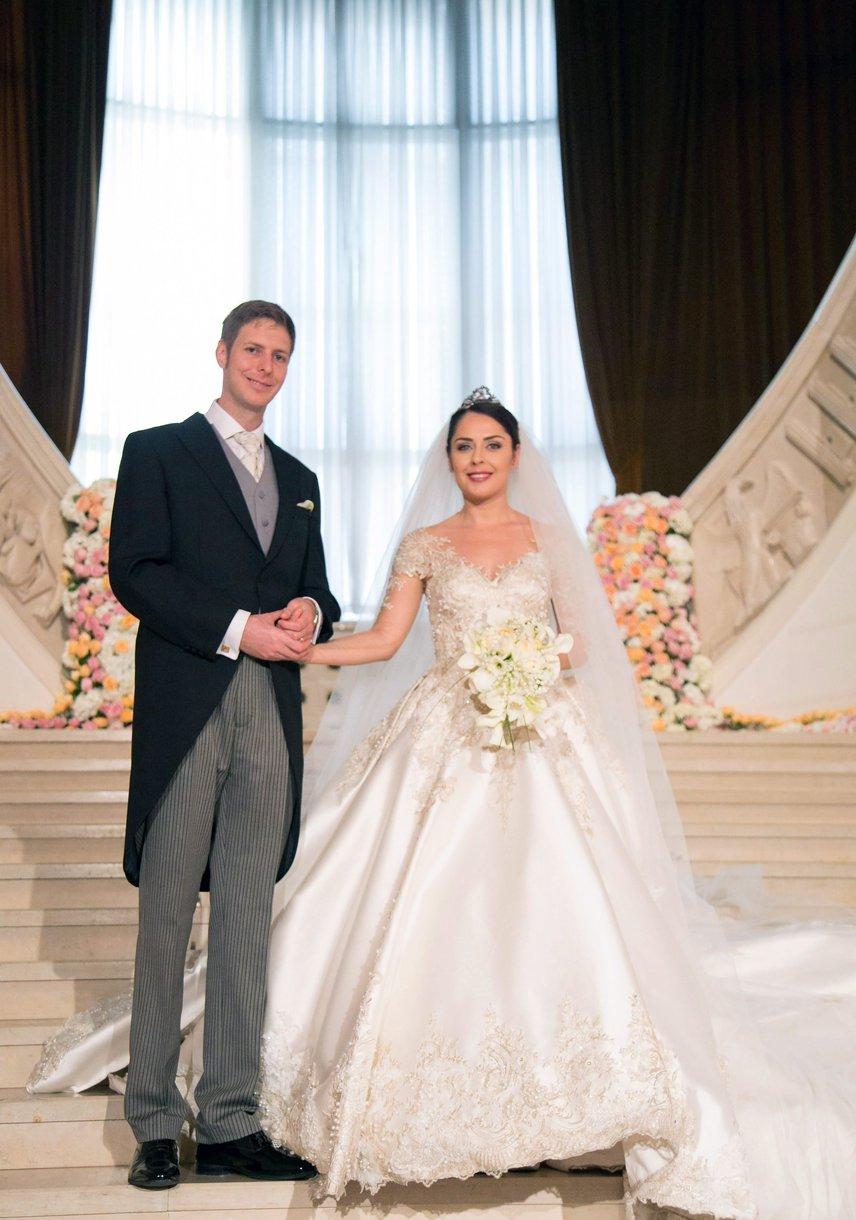 II. Leka Zogu és Elia Zaharia esküvője Albánia történetének második királyi esküvője, amelyre a magyar Apponyi Geraldine és I. Zogu albán király házasságkötési ceremóniája után 78 évvel került sor.