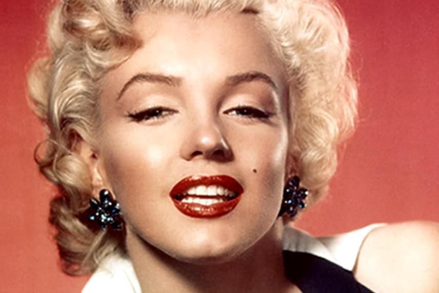 Marilyn Monroe ikonikus szépsége kicsit meglepő módon csak 89,41%-ot ért el.
