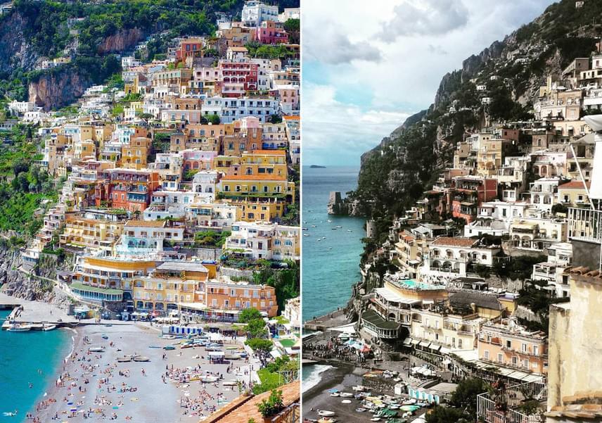 Vitathatatlan, hogy az olasz kikötőváros, Sorrento mindenhogy festői, ám a fotósok egy kicsit még gyönyörűbbnek akarják mutatni.