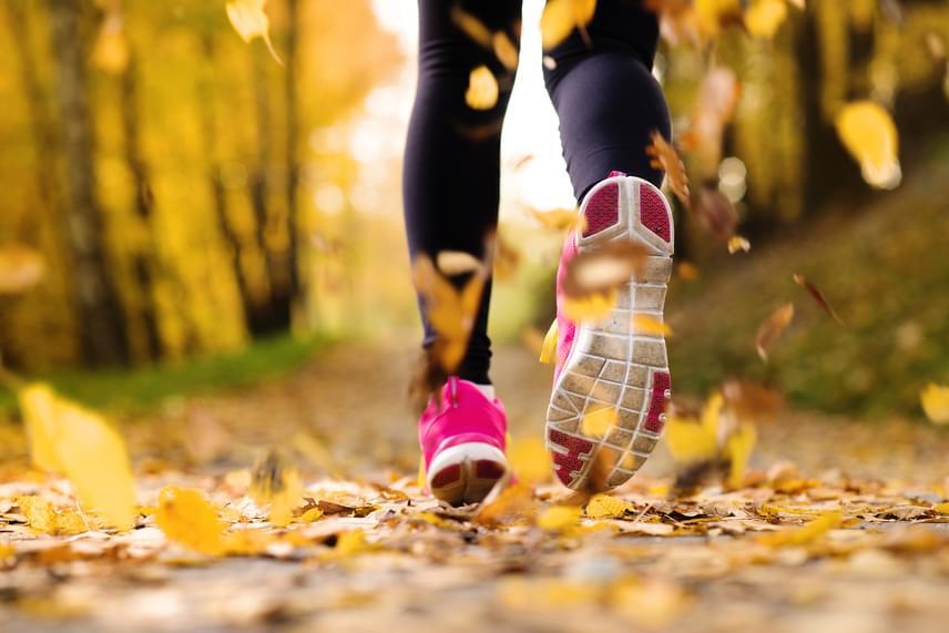fogyni tudsz, ha naponta 30 percet sétálsz