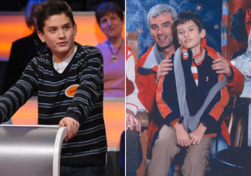 Szellő István nem sűrűn mutatja meg a nagy nyilvánosságnak gyermekeit: Andrást évekkel ezelőtt, Sebestyén Balázs műsorában, A Széfben láthattuk, 2009-ben.