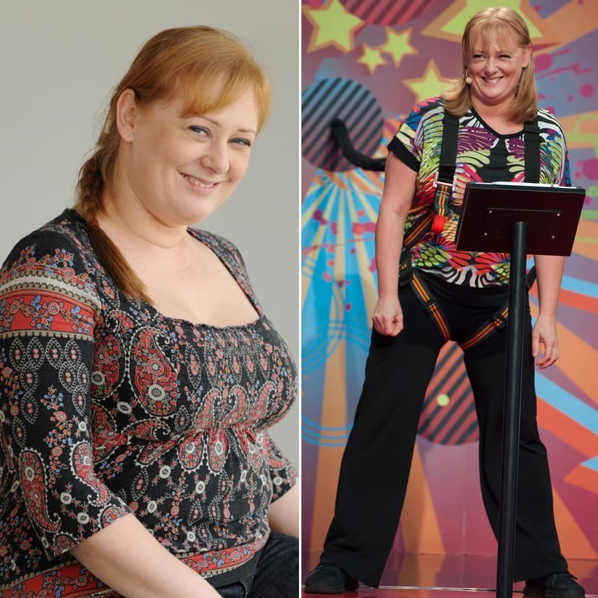 Cseke Katinka mérlege már száz kilót is mutatott, a színésznőnek azonban idén rengeteget sikerült fogynia. Az Extrém Activity című vetélkedőben bárki láthatta, mennyit karcsúsodott.